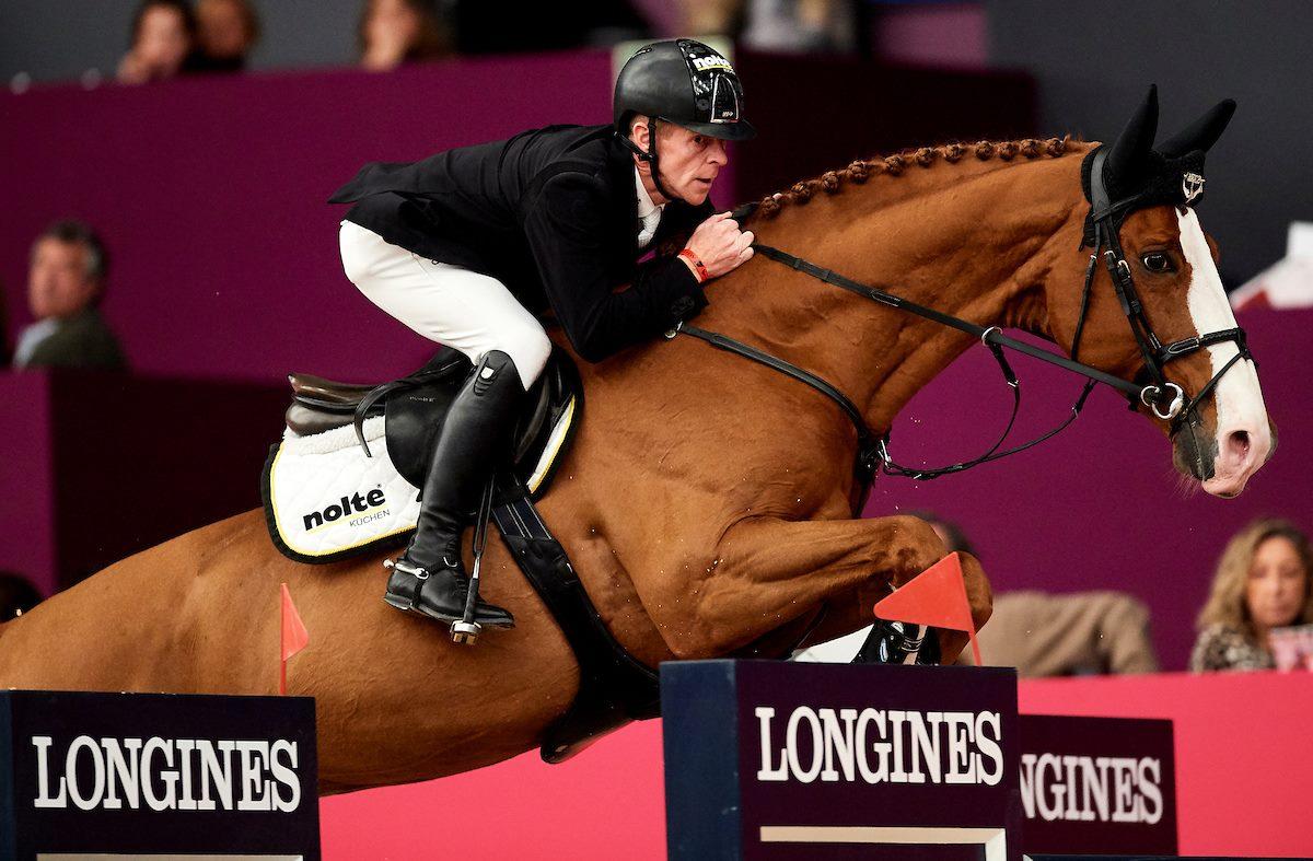 Marcus Ehning wint Wereldbeker Madrid, Maikel van der Vleuten vijfde