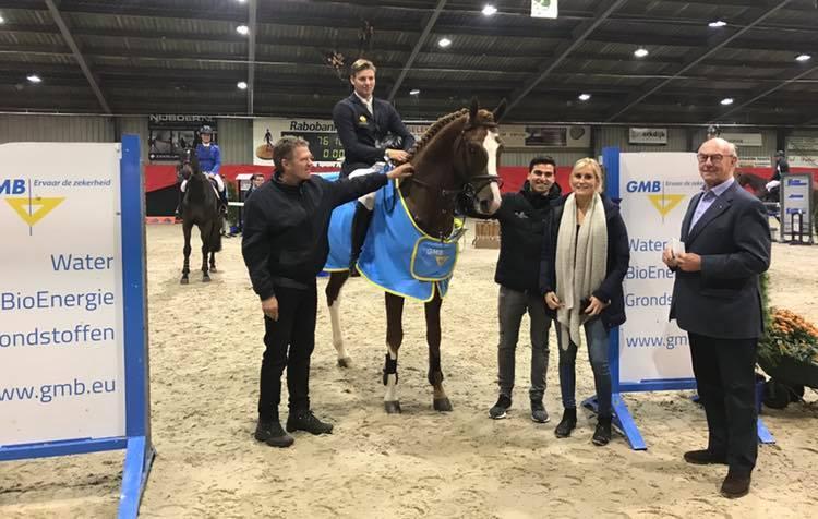 GMB Jonge Spring Paarden Competitie publiceert nieuwe data
