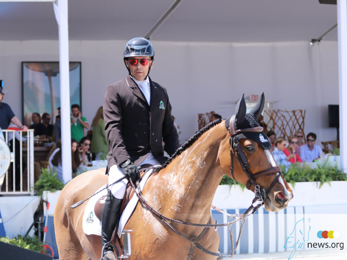 "Eric Lamaze: ""It doesn't happen a lot I get this excited for a new horse..."""