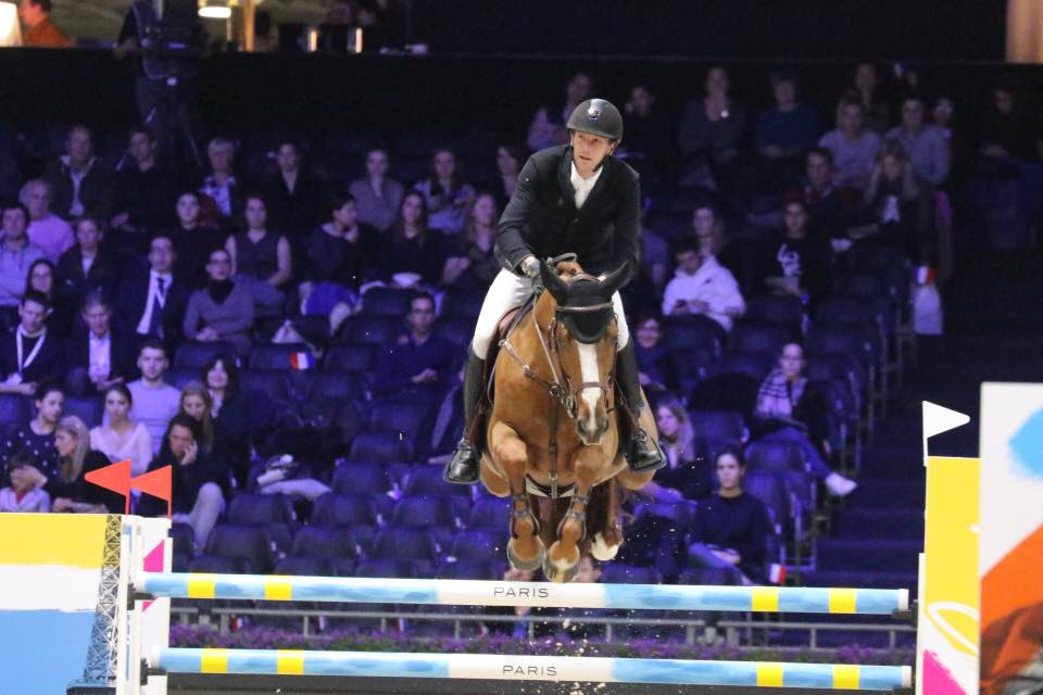 Kevin Staut and Urhelia Lutterbach claim victory of GP CSI5*-W of Lyon