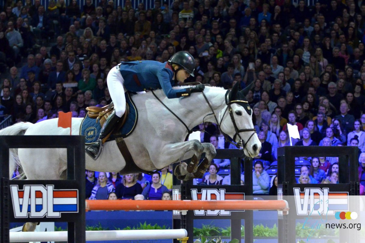 Q&A with Malin Baryard: Every CSI5* Grand Prix is important, so it better is on your resume...""