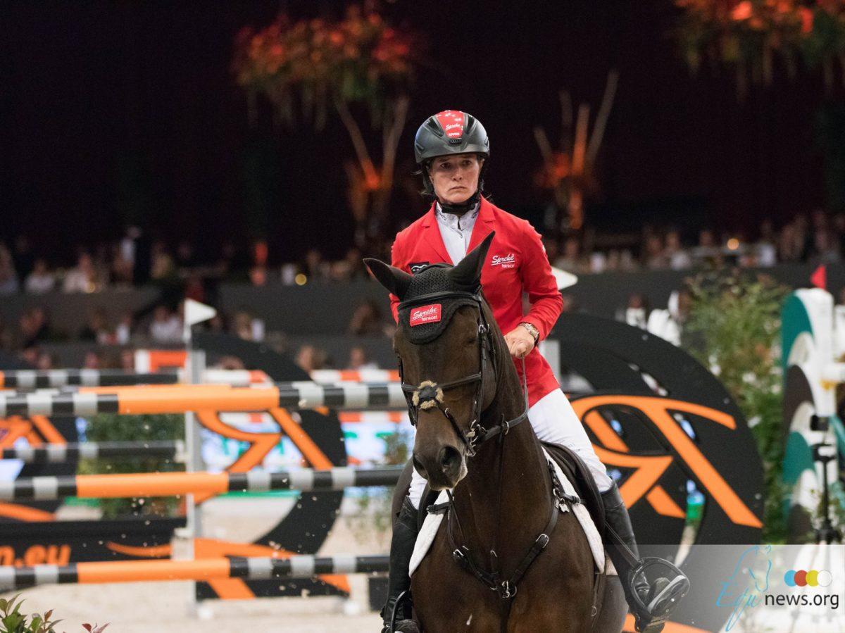 Jörne Sprehe wins ranking class Prague