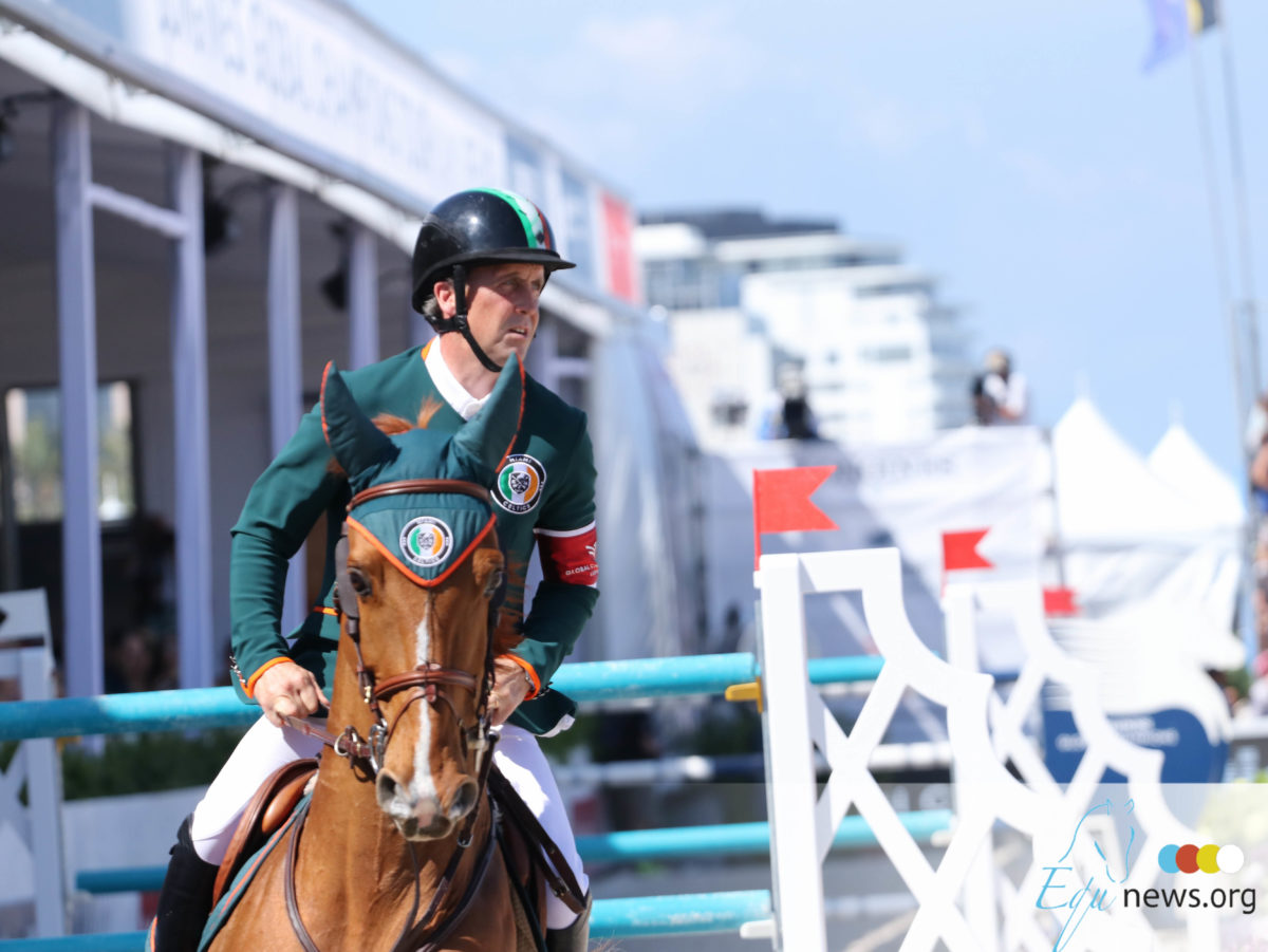 Irish Show Jumping squad named for Portuguese Nations Cup