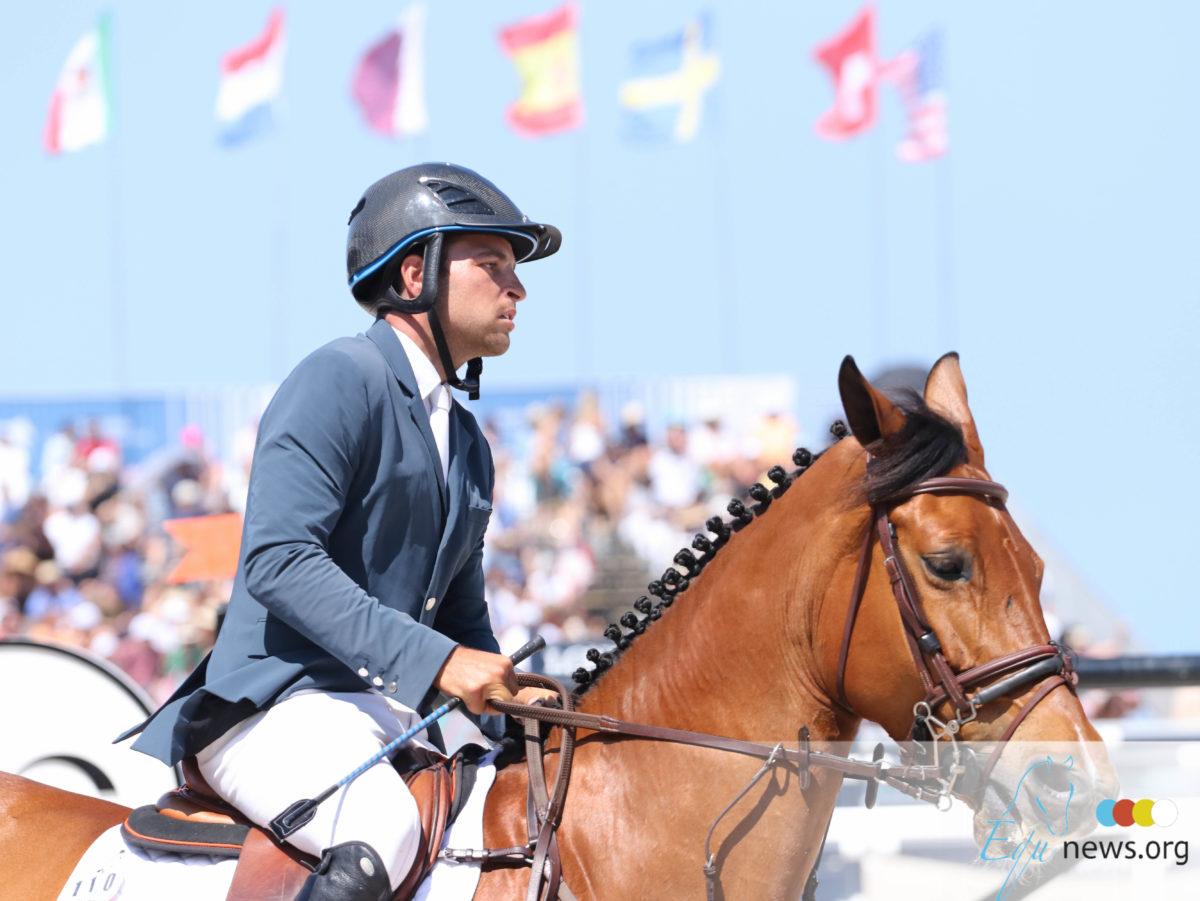 Daniel Bluman reprend les rênes de l'ancien cheval GP de Guerdat