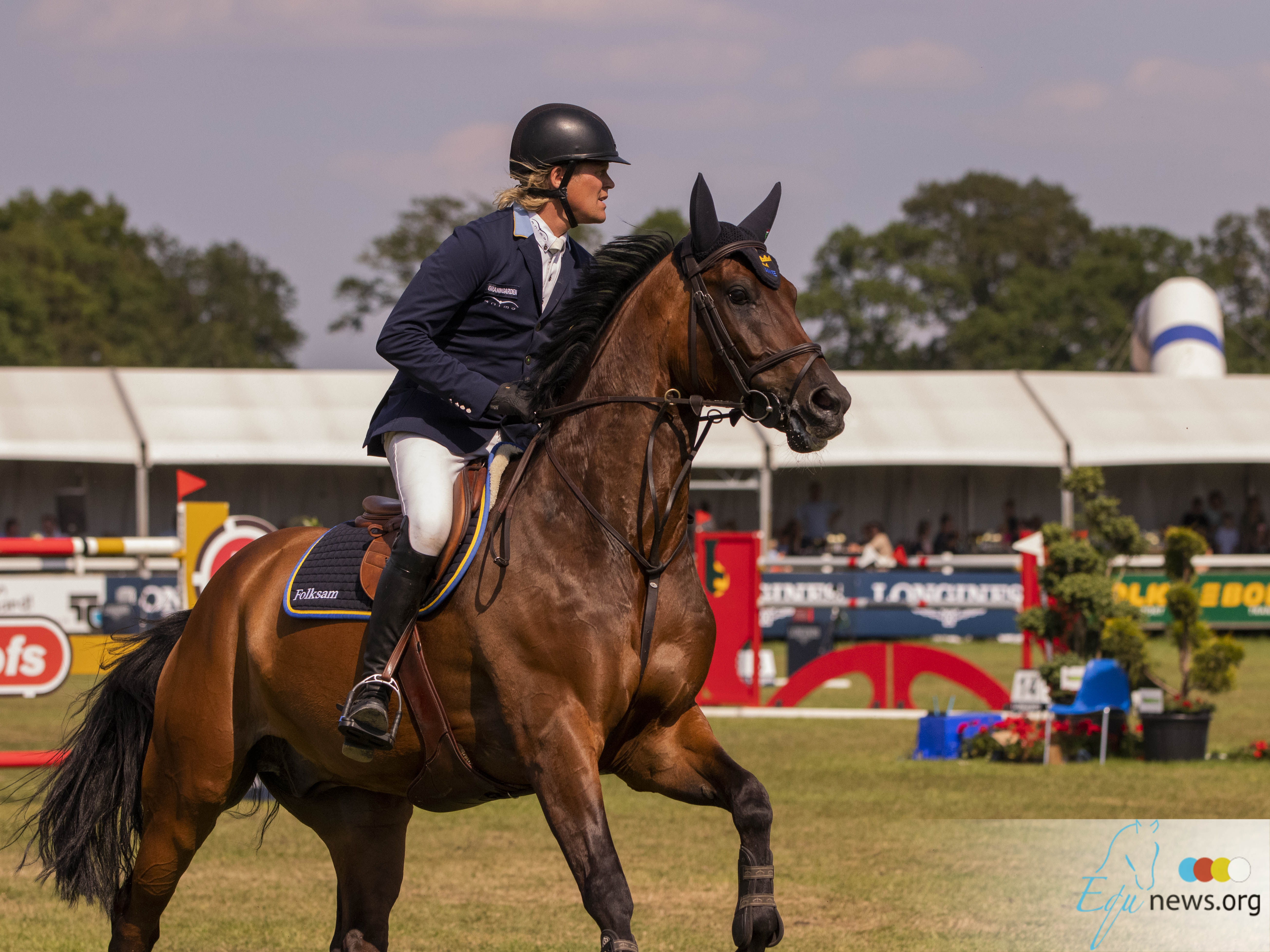 Swedish party with Nations Cup victory in Hickstead