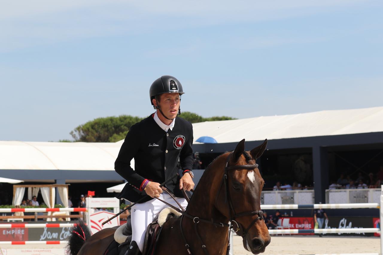Scott Brash scores Grand Prix victory in St Tropez