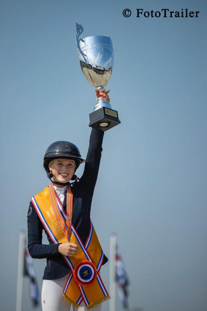 Morssinkhof en Everse zorgen voor Nederlandse girl power in Small Tour finale Sunshine