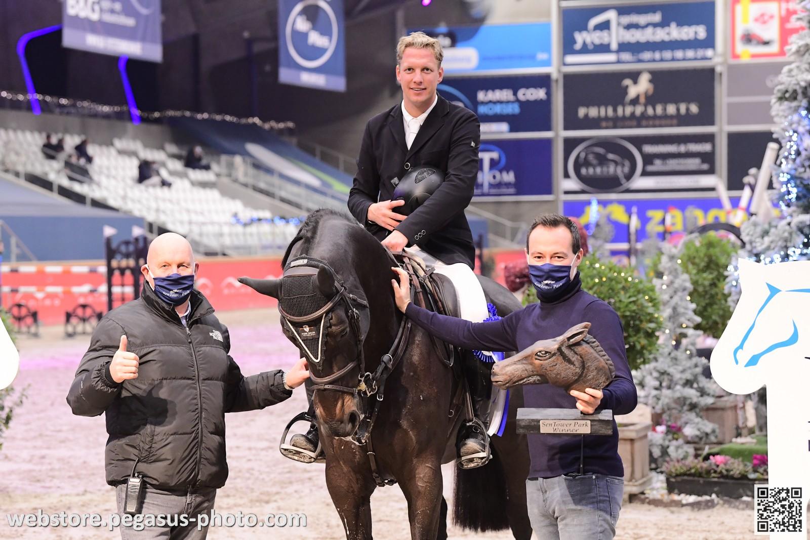 Been, Richter, Bonder en Hoekstra goed van start in Salzburg